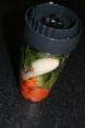 Sumo com legumes