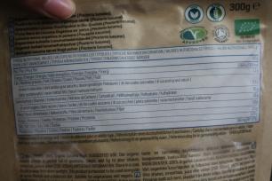 Lucuma em pó Myprotein Portugal - Waffles Saudáveis 2