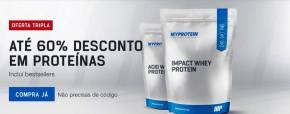 Desconto myprotein portugal- JBANANA10