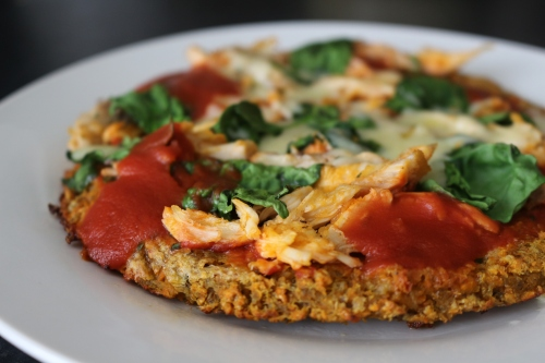 Base de pizza com batata doce - Joanabbl Raparigamoderna YouTube Fitness Portugal