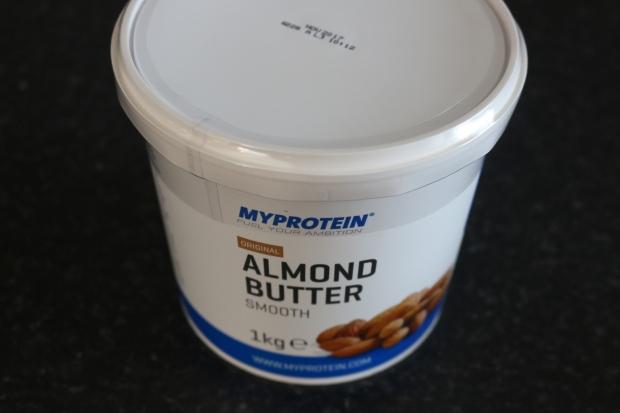 Manteiga de amendoa myprotein - desconto 10% JBANANA10