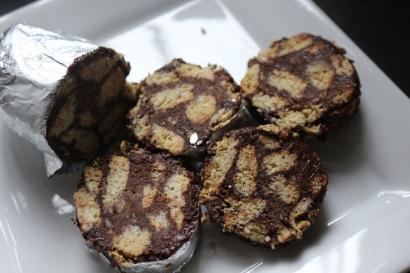salame de chocolate com whey 30 receitas de natal saudáveis sobremesas saudáveis bolos saudáveis joana bbl raparigamoderna youtube (20)